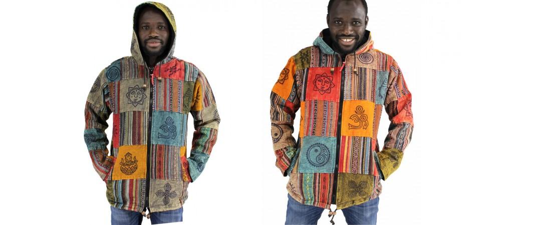 Heavy cotton jacket