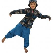 kinderen katoen jas