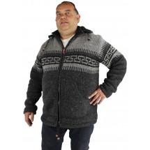 Wol Jacket Fleece lined